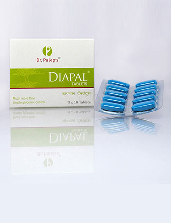 Ayurvedic Medicines for Diabetes - Diapal